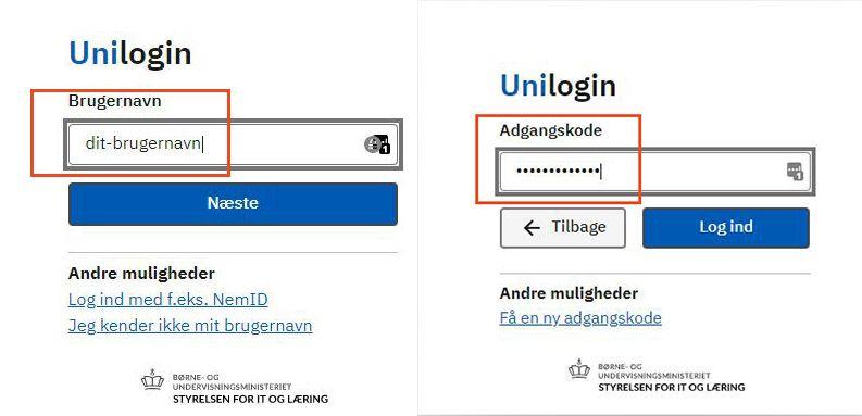 appwriter-indtast-unilogin-brugernavn-adgangskode-i-appwriter