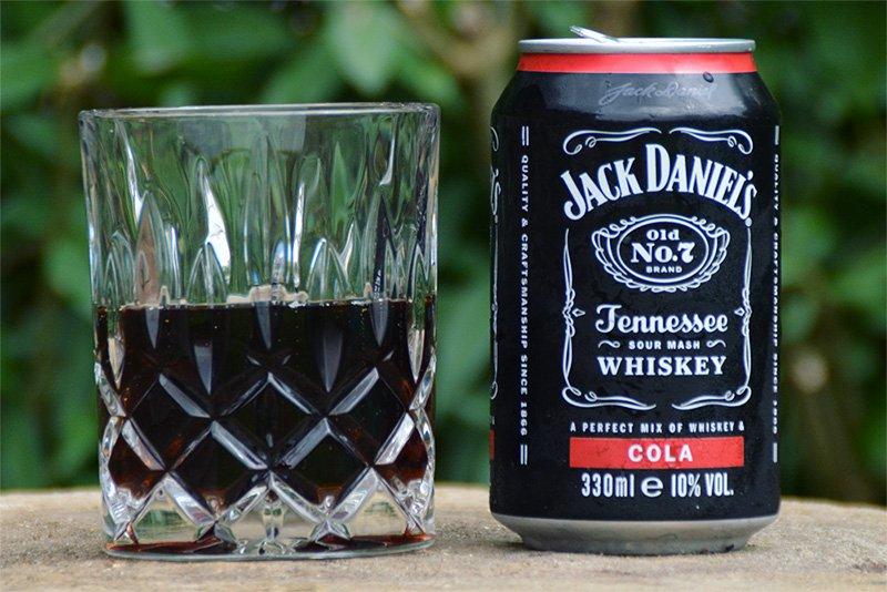 Jack Daniels & Cola (No. 7)