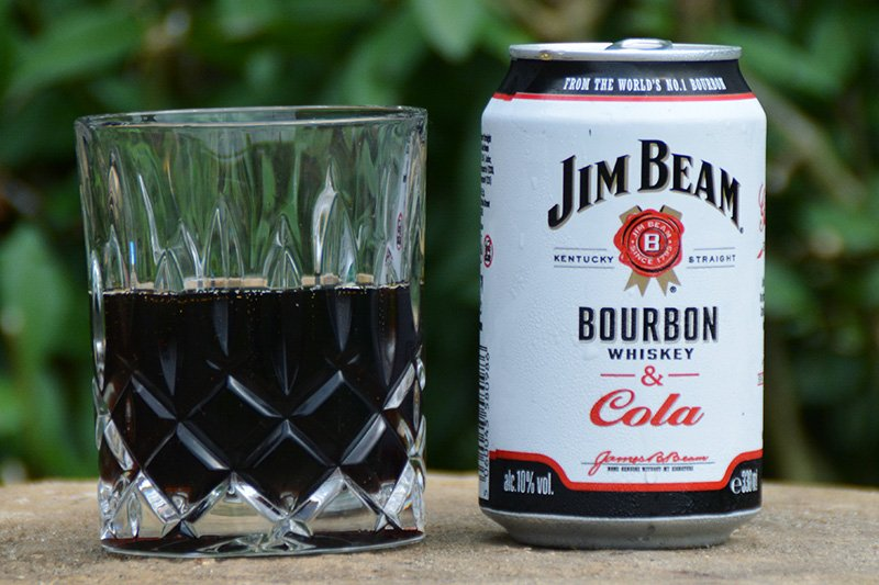 Jim Beam & Cola
