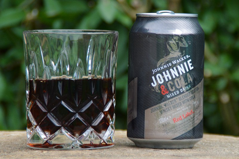 Johnnie & Cola (Red Label)